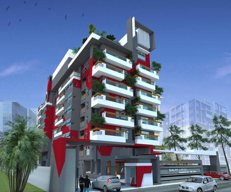 Shilpa Laksh -Luxury Apartments in JP Nagar, Bangalore,India