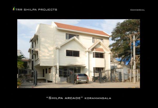 Shilpa Arcade Koramangala