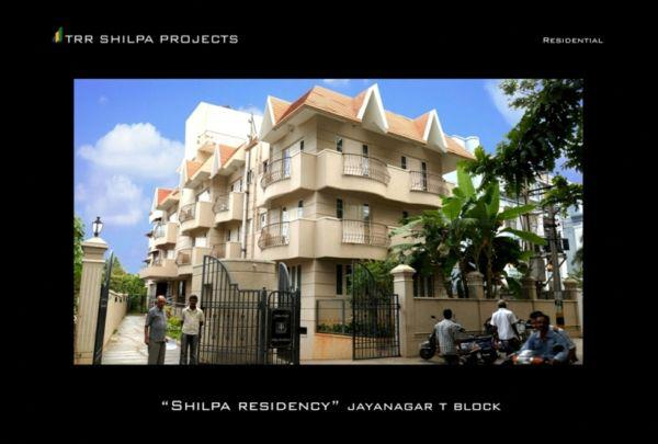 Shilpa Residency -Luxury Apartments in Bangalore,India