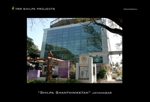 Shilpa Shanitnekethan- Commercial Office Space in Bangalore