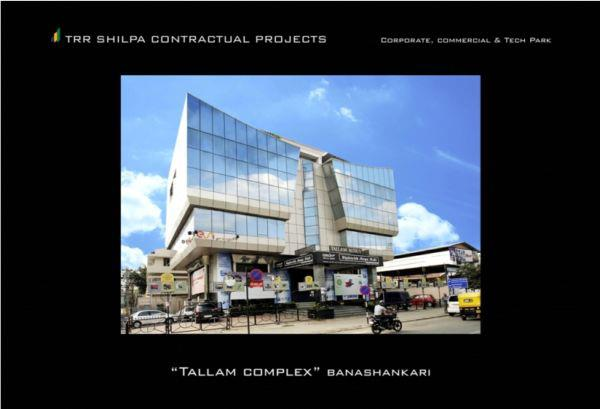 Shilpa Tallam Complex- Commercial Office Space in Bangalore
