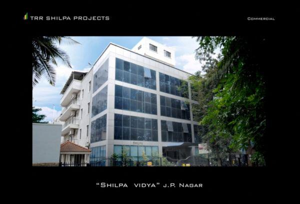 Shilpa-Vidya-Commercial-Commercial Office Space in Bangalore